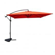 parasol et pied de parasol. Black Bedroom Furniture Sets. Home Design Ideas