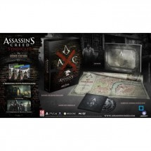 Assassin's Creed Syndicate Edition Collector The Rooks Jeu PS4