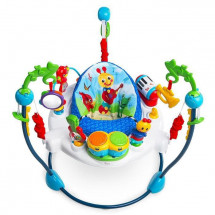 BABY EINSTEIN Aire d'Eveil a Rebonds Neighborhood Symphony™