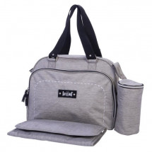 BABY ON BOARD Sac a langer SIMPLY Sushi - gris/noir