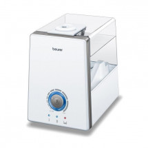 BEURER - LB 88 - Humidificateur d'air a double technologie (48 m2) - Blanc