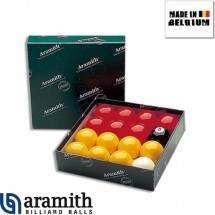 Billes Pool Aramith 50,8 mm Premier