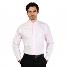 Brooks Brothers Chemise homme 100011298 rose