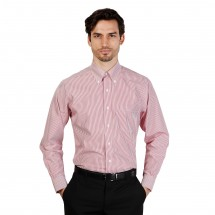 Brooks Brothers Chemise homme 100011405 rouge