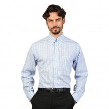 Brooks Brothers Chemise homme 100040440 bleu