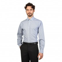 Brooks Brothers Chemise homme 100040454 bleu