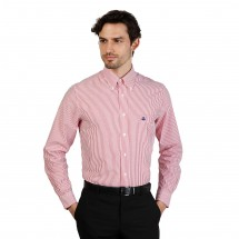 Brooks Brothers Chemise homme 100047771 rouge