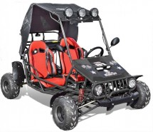 Buggy 125cc noir 4T 2 places
