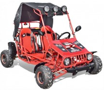 Buggy 125cc rouge 4T 2 places