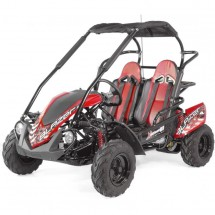 Buggy ado 2 places 200cc Millénium rouge