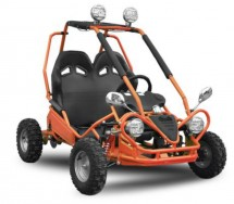 Buggy Electrique 450W Orange