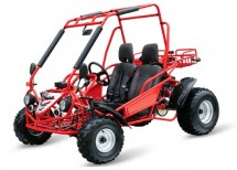 Buggy Maxi 150 cc Rouge