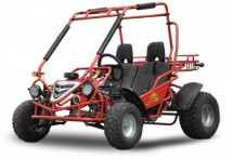 Buggy Maxi 200 cc Rouge