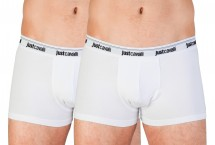 Cavalli Boxer homme 15GRICM11 bipack blanc 02
