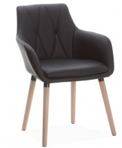 Chaise de salle à manger capitonné | LesTendances.fr