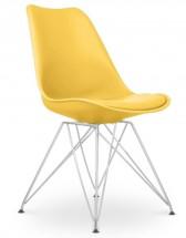 Chaise de cuisine jaune | LesTendances.fr
