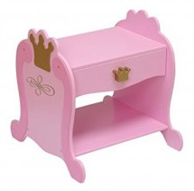 Chevet rose princesse Kidkraft 76124