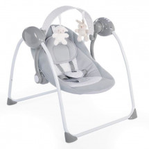 CHICCO Balancelle Relax & Play - Gris