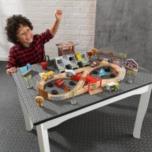 Circuit de course Cars 3 Thunder Hollow Kidkraft 17212