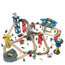 Circuit de train super highway Kidkraft 17809