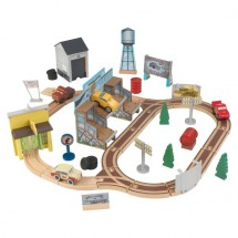 Circuit de train Thomasville Disney Pixar Cars 3 KidKraft
