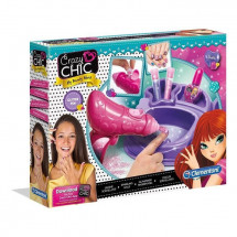 CLEMENTONI Crazy Chic - Ongles scintillants