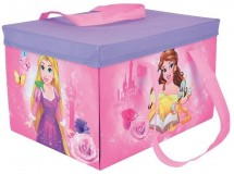 Coffre/ Tapis de jeu transportable Princesses Disney