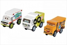 Coffret 3 camions Cars Thunder Hollow KidKraft 17216