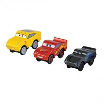 Coffret 3 voitures Cars 3 Piston Cup