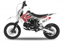 Dirt Bike 110cc Storm e-start automatique 14/12 rouge
