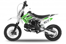 Dirt Bike 110cc Storm e-start automatique 14/12 vert