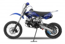 Dirt Bike 125cc NXD Prime bleu automatique 4 temps 17/14