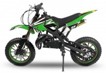 Dirt bike 49cc Apollo midi 10/10 e-start vert
