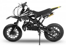 Dirt bike 49cc Apollo midi 10/10 noir