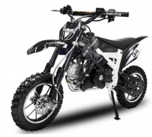 Dirt Bike 49cc Flash 10/10 e-start noir