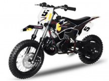 Dirt Bike 49cc NRG GT 12/10 Kick starter noir