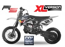 Dirt Bike 49cc XL RACING 14/12 Noir