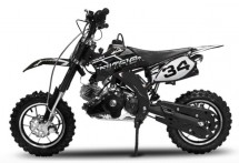 Dirt Bike YMH 49cc Noir 10/10