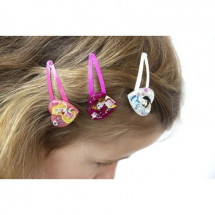 DISNEY PRINCESSES Barrettes a cheveux