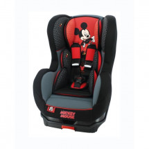 DISNEY Siege auto Cosmo Luxe Groupe 0/1 - Naissance a 18 kg - Mickey