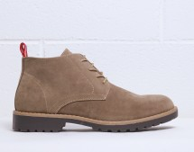 Duca di Morrone Chaussure à lacets homme byron taupe