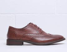 Duca di Morrone Chaussure à lacets homme holden marron