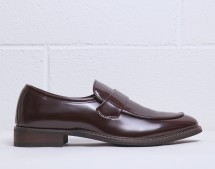 Duca di Morrone Mocassin homme andy burgundy
