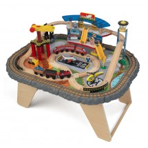 Ensemble de Train et Table Station Kidkraft 17564