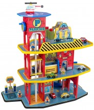 Ensemble Garage Deluxe KidKraft 17481