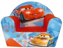Fauteuil club Cars Ice Racing Disney