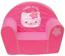 Fauteuil club Hello Kitty
