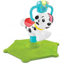 Fisher-Price - Fisher-Price Petit Chien Tourni Rebond - 1 an et +