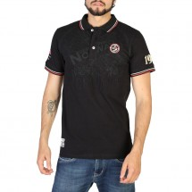 Geographical Norway Polo homme kayone noir