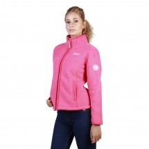 Geographical Norway Sweat-shirt femme tapir wo corail